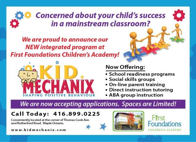 Kid Mechanix Academy