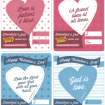 Win a What's In The Bible? Valentine Prize Pack