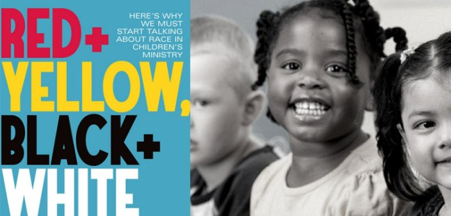 Here's Why We Must Start Talking About Race in Children's Ministry