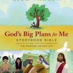 God's Big Plans for Me Storybook Bible {Book Review and Giveaway}