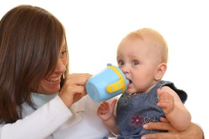 Feeding Milestones Ages 5 to 9 Months