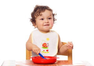 Feeding Milestones Ages 12 to 18 Months