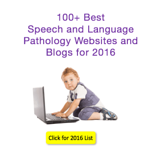 100 Best Speech and Language Websites and Blogs 2016