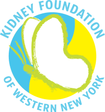Kidney Foundation of WNY Logo