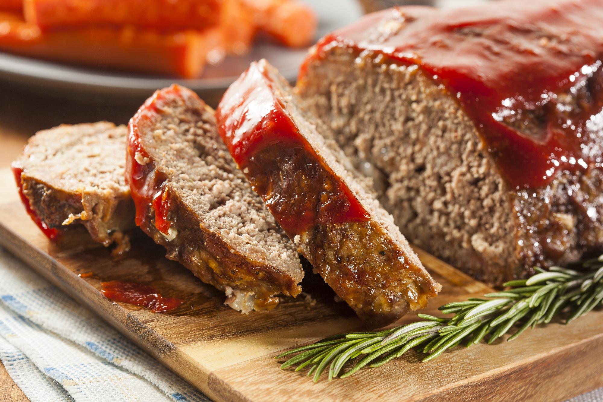 Kidney Friendly Meatloaf