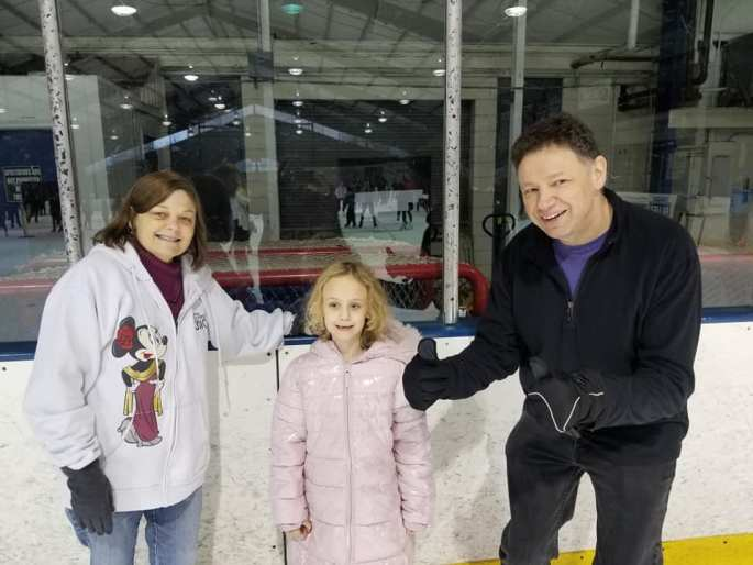 jason and family ice skating