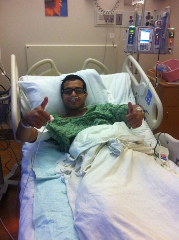 Kidney Donation 08-20-2013 06