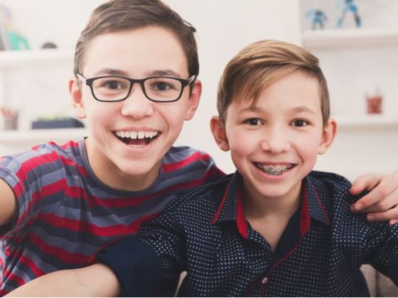 Orthodontics if done early and at the growing ages among children will result in amazing dental and jaw deformity treatments.