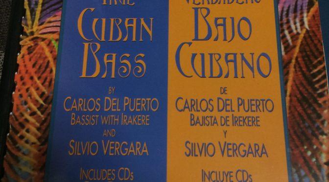ラテンベース入門 その3「ラテンベースの教則本」