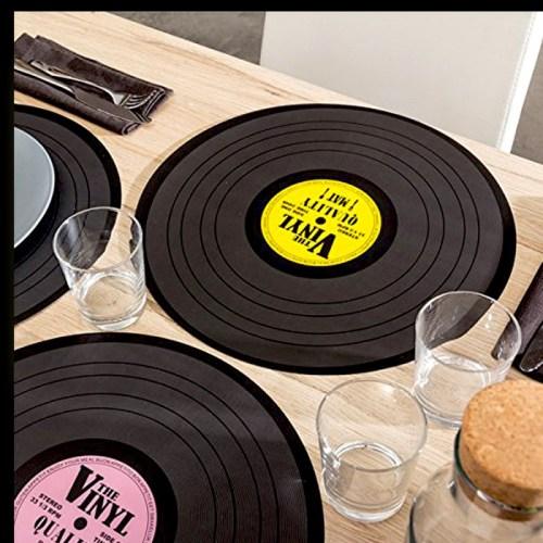 Marcador de mesa Vinyl – 4x