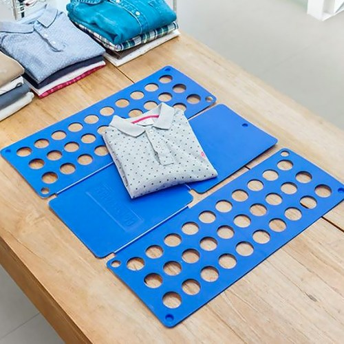 Prancha para dobrar roupa
