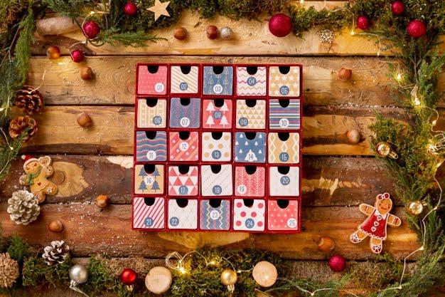 5+1 Προτάσεις Advent Calendar