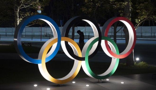 Τον Ιούλιο του 2021 οι Ολυμπιακοί Αγώνες
