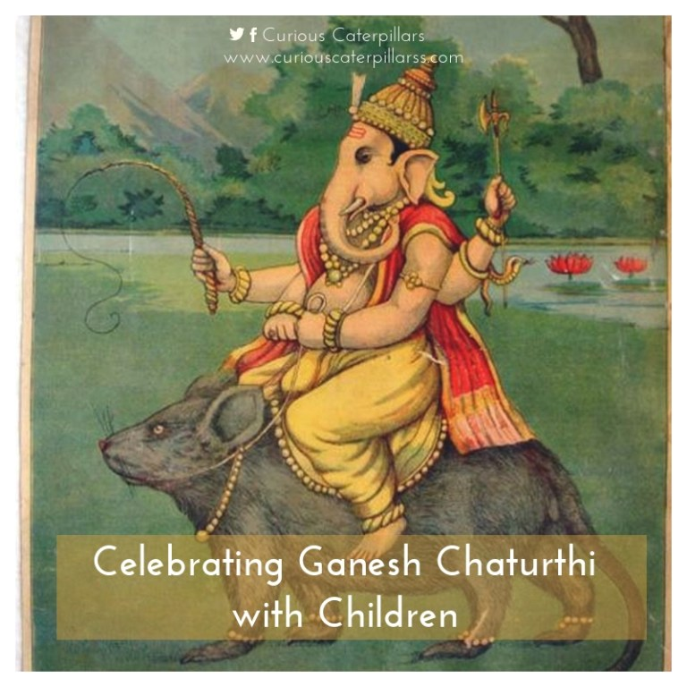 Ganesh Chaturthi with Kids