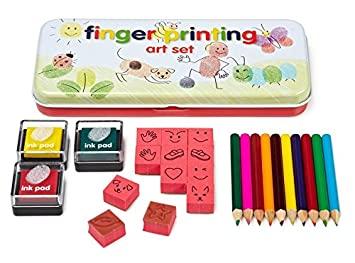 finger printing for kids