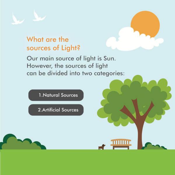 light activities for kids