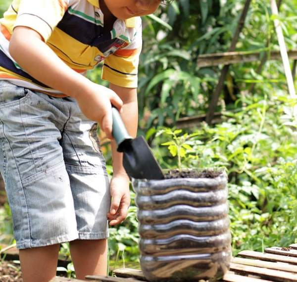 Kid Gardening