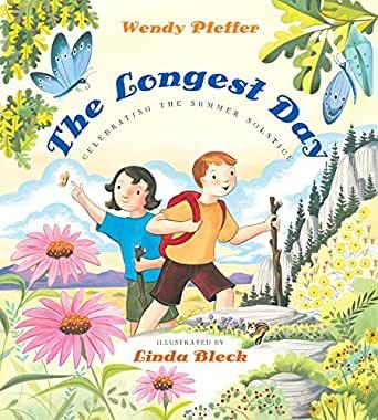 summer solstice book for kids