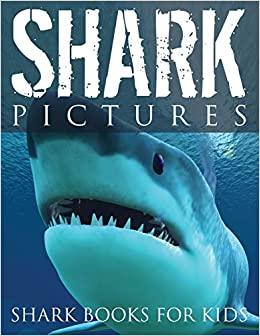 Shark books for kids