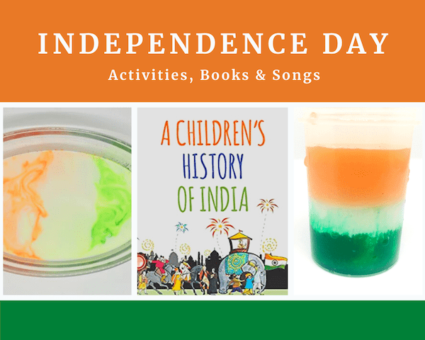 independence day activities for kids