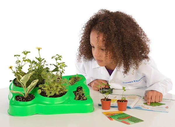 Gardening Books for kids