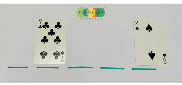 Easy math card games for kids