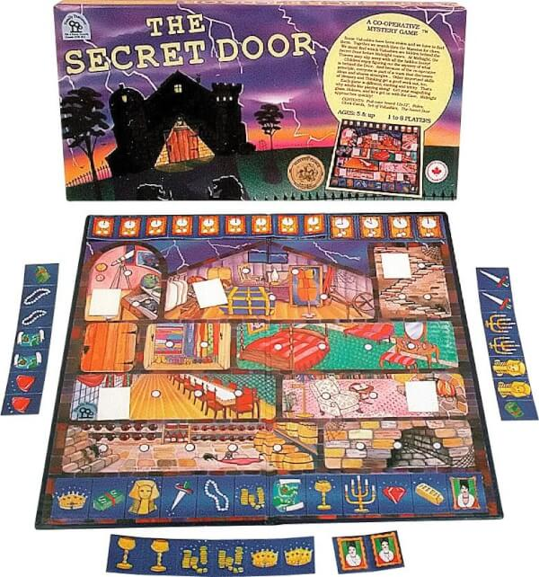 Mystery games for kids