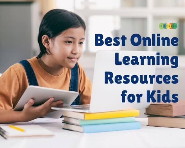 Best online learning resources for kids