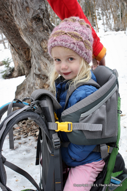 Gear Review Deuter Kid Comfort Air  the kid project