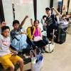 【フィリピン親子留学】Kids Fun Camp マニラ到着 27Jul2018