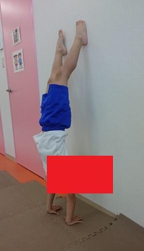 【キッズまゆ】 逆立ちのすごさ 【運動学習】