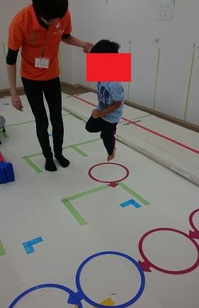 【キッズまゆ】 個別運動について 【運動学習】