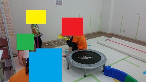 【キッズまゆ】 小集団 【運動学習】