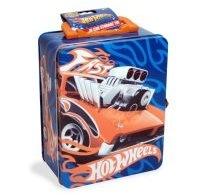 Hot Wheels 18 Car Tin Carry Case