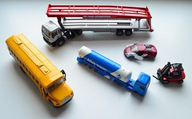 Siku-Toy-Cars