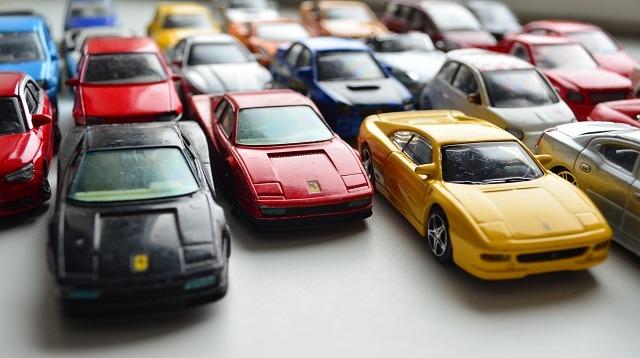 Bburago 1/43 cars up close