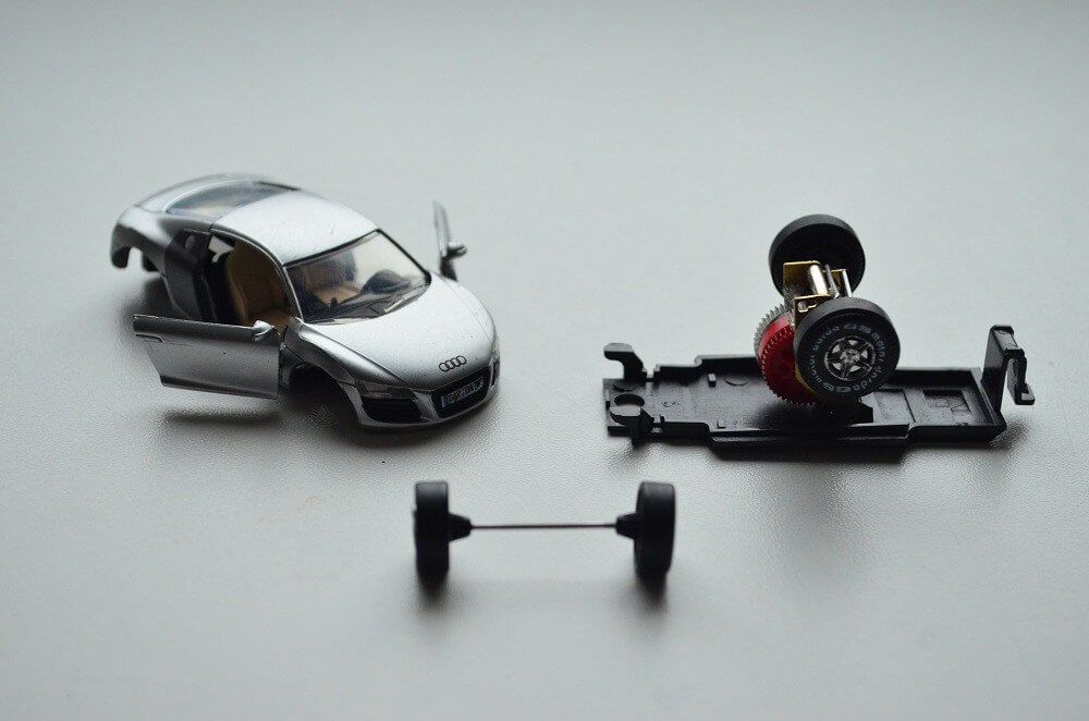 Darda Cars and tracks