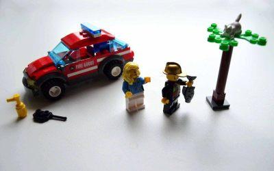 LEGO City Fire Chief Car