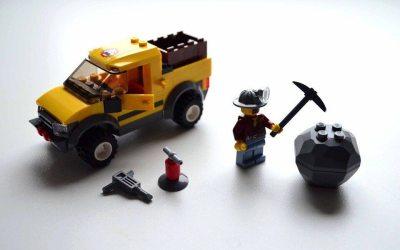 LEGO City Mining 4×4