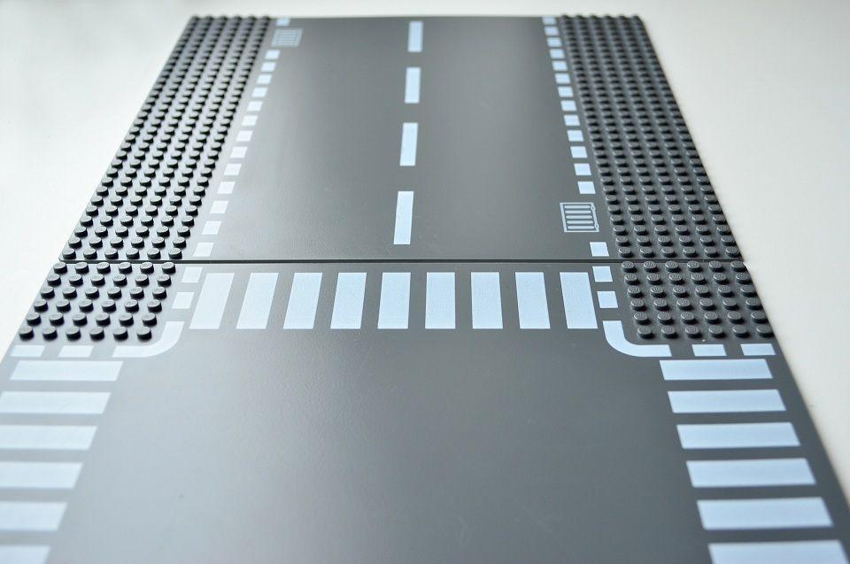 Lego Road Plates Kids Nook