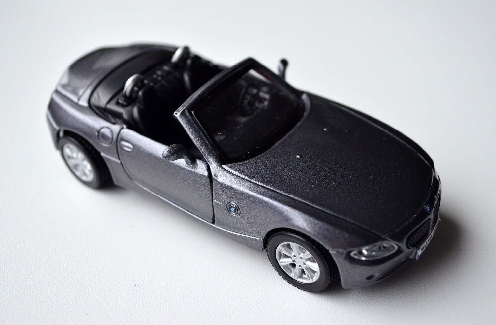 New Maisto diecast convertible BMW