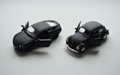 RMZ City 1:36 Diecast Cars