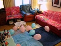 Hotel Spa Birthday Party