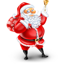 Święty Mikołaja - zabawki dla dzieci w Kids World Białystok