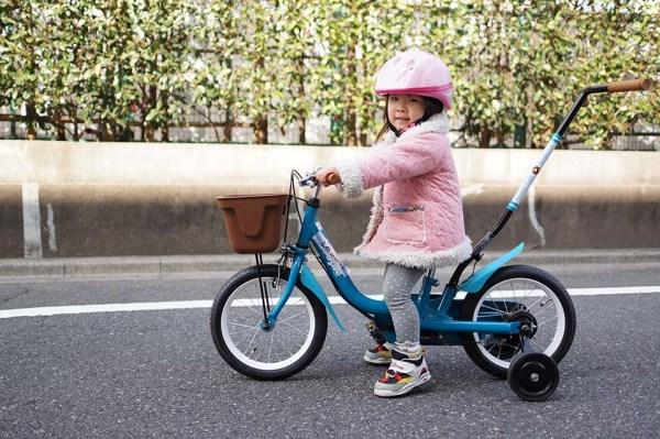 子供用自転車(舵取り)