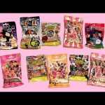 10 Blind Bags Littlest Pet Shop MLP My Little Pony Moshi Monsters Ickee Stikeez Playmobil Girls Toys