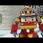 Робокар Поли – Правила дорожного движения – Правила безопасности в снежный день (мультфильм 19)