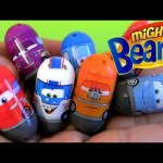 24 Mighty Beanz Cars2 Mater the Greater, Sally, Snot Rod, Lightning McQueen Disney cars toon toys