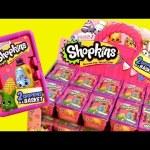 30 NEW SHOPKINS Season2 CASE 2015 ❤ Bolsitas Canastitas Sorpresa Pink Shopping Basket