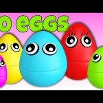 30 Surprise Eggs Animation | Monster Trucks Police Cars & More Plus Nursery Rhymes Songs for Kids